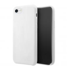 Iphone 7/ Iphone 8 dėklas Vennus silicone lite baltas