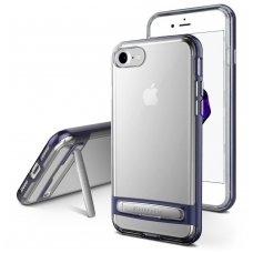 iphone 7 plus / 8 plus dėklas MERCURY GOOSPERY dream stand bumper tpu tamsiai mėlynas
