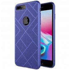 iphone 7 plus / 8 plus DĖKLAS NILLKIN AIR PC PLASTIKAS mėlynas