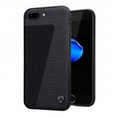 Iphone 7 Plus/ 8 Plus dėklas Nillkin Hybrid Texture juodas