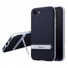 Iphone 7 Plus / 8 plus dėklas nillkin Youth juodas - sidabrinis