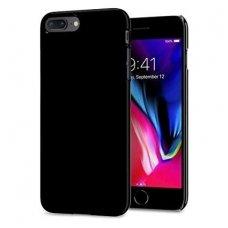 iphone 7 plus / 8 plus dėklas pipilu/x-level ultimate pc plastikas juodas