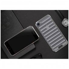 iphone 7 plus / 8 plus dėklas remax waves tpu juodas