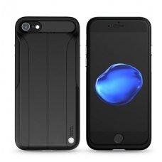 Iphone 7 Plus / 8 plus Nillkin APM serijos Around music case  juodas (su integruota metaline plokštele magnetiniam laikikliui)
