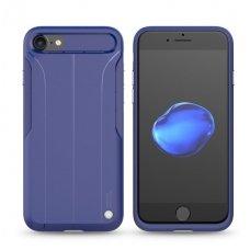 Iphone 7 Plus / 8 plus dėklas Nillkin APM serijos Arround music case mėlynas (su integruota metaline plokštele magnetiniam laikikliui)