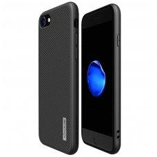 Iphone 7 Plus / 8 plus Nillkin Eton serijos juodas su įmontuota metaline plokštele leidžia naudoti su magnetiniu laikikliu