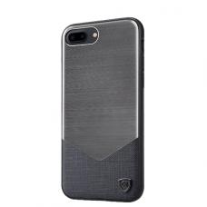 Iphone 7 Plus / 8 PLUS NILLKIN Lenson juodas TPU