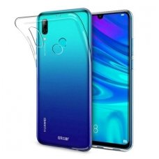huawei p smart 2019 high clear 1,0mm silikonas skaidrus