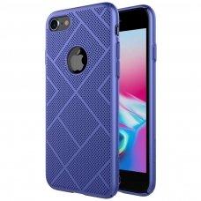 Iphone SE 2020 DĖKLAS NILLKIN AIR PC PLASTIKAS mėlynas
