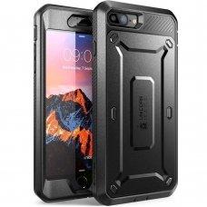Akcija! Iphone 7/8 Plus dėklas Supcase Unicorn Beetle Pro juodas