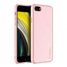 Iphone se 2020 dėklas Dux Ducis Yolo šviesiai rožinis