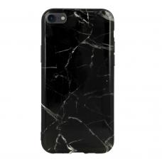 Iphone se 2020 dėklas Marble Silicone silikonas Dizainas 6