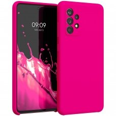 samsung galaxy A52 / A52s dėklas Vennus silicone lite rožinis