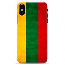 """Iphone Xs MAX TPU dėklas unikaliu dizainu 1.0 mm """"u-case Airskin Lietuva design"""""""