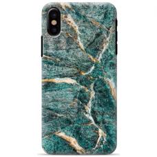 """Iphone X / Iphone XS TPU dėklas unikaliu dizainu 1.0 mm """"u-case Airskin Marble 1 design"""""""