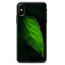 "Iphone X / Iphone XS TPU dėklas unikaliu dizainu 1.0 mm ""u-case Airskin Nature 1 design"""