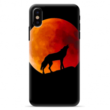 "Iphone X / Iphone XS TPU dėklas unikaliu dizainu 1.0 mm ""u-case Airskin Nature 3 design"""