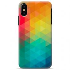 """Iphone X / Iphone XS silikoninis dėklai su paveikslėliu 1.0 mm """"tavotel Pattern 3 design"""""""