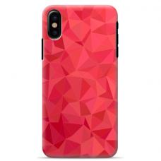 """Iphone Xs MAX TPU dėklas unikaliu dizainu 1.0 mm """"u-case Airskin Pattern 6 design"""""""