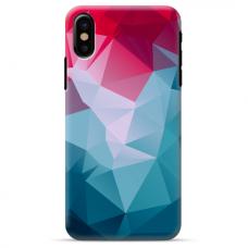 """Iphone Xs MAX TPU dėklas unikaliu dizainu 1.0 mm """"u-case Airskin Pattern 8 design"""""""