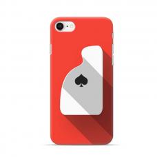 """iPhone 7 / iPhone 8 TPU dėklas unikaliu dizainu 1.0 mm """"u-case Airskin Ace design"""""""