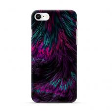"""Iphone 7 / iphone 8 TPU dėklas unikaliu dizainu 1.0 mm """"u-case Airskin Feather design"""""""