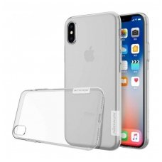 Iphone X/ XS dėklas Nillkin Nature TPU 0,6mm permatomas