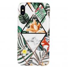iphone x / xs Cosmo Marble silicon dizainas 5