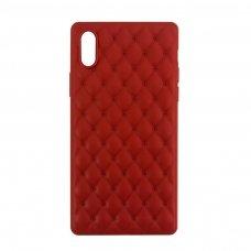 Iphone x / xs dėklas Devia Charming raudonas
