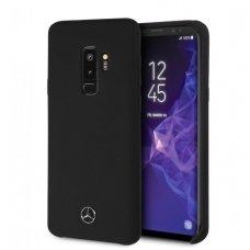 Samsung galaxy s9 plus originalus dėklas Mercedes juodas