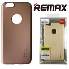 iphone xr Dėklas Multi Protective Remax matinis rudas