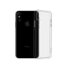 iphone xr dėklas silikonas 0,7mm skaidrus