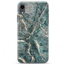 """Iphone XR TPU dėklas unikaliu dizainu 1.0 mm """"u-case Airskin Marble 1 design"""""""