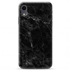 """Iphone XR TPU dėklas unikaliu dizainu 1.0 mm """"u-case Airskin Marble 4 design"""""""