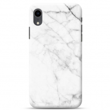 """Iphone XR TPU dėklas unikaliu dizainu 1.0 mm """"u-case Airskin Marble 6 design"""""""