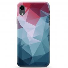 """Iphone XR TPU dėklas unikaliu dizainu 1.0 mm """"u-case Airskin Pattern 8 design"""""""