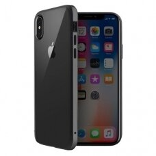 Akcija! iPhone XS Max skaidrus dėklas UNIQ VALENCIA PROTECTIVE CASE