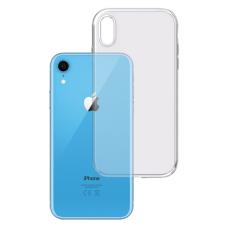 Iphone XR dėklas 3MK Clear TPU 1,2mm permatomas