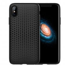 iphone x/xs dėklas rock dot tpu juodas