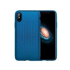 iphone x/xs dėklas rock dot tpu mėlynas