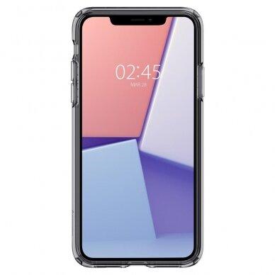 """Akcija! Iphone 11 Pro TPU dėklas """"unikaliu dizainu 1.0 mm """"u-case Airskin Marble 3 design 2"""