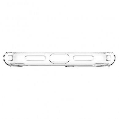 """Akcija! Iphone 11 Pro TPU dėklas """"unikaliu dizainu 1.0 mm """"u-case Airskin Marble 3 design 4"""