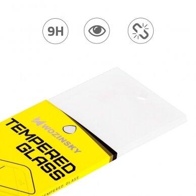 Akcija! Xiaomi Mi 10T lite GRŪDINTO STIKLO EKRANO APSAUGA Wozinsky Nano Flexible Glass 5