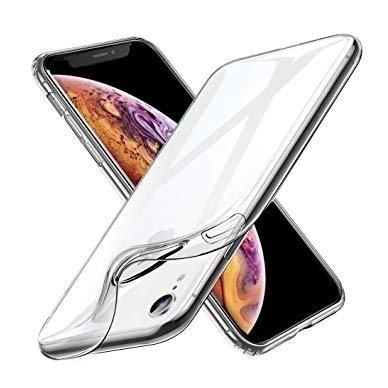 iphone xr dėklas HOCO silikonas 0,7mm skaidrus