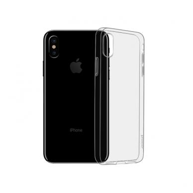 iphone xr dėklas HOCO silikonas 0,7mm skaidrus 2