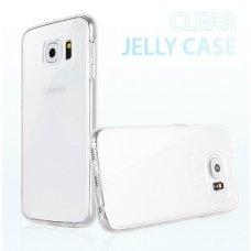 LG G5 Dėklas Mercury Jelly Clear skaidrus