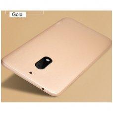 Nokia 6.1 2018 dėklas X-LEVEL GUARDIAN silikonas aukso spalvos