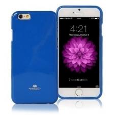 Mėlynas dėklas iPhone 7 plus / 8 plus Mercury Goospery Jelly Case