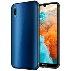 "huawei y6 2019 Dėklas ""Aurora""  mėlynas"