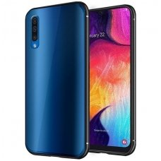 """Samsung a50 Dėklas """"Aurora""""  mėlynas"""